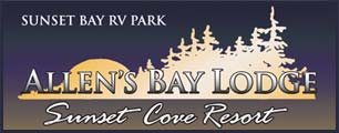 Allen's Bay Lodge – Sunset Cove Resort – Cass Lake MN